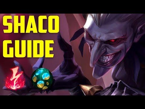 OP SHACO GUIDE | Season 8 - Patch 8.2