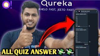 Qureka Quiz All Answer Trick, Leak Answer, How To Earn Money In Qureka screenshot 4