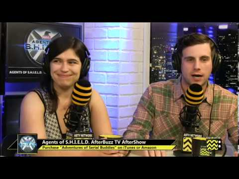 """Download Agents of S.H.I.E.L.D. After Show Season 1 Episode 15 """"Yes Men""""   AfterBuzz TV"""