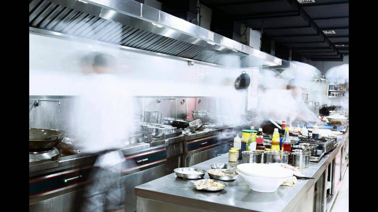 Restaurant kitchen design consulting services youtube