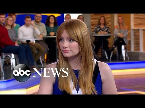 Bryce Dallas Howard Interview on 'Gold'
