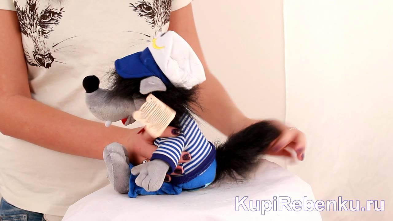 Мягкая интерактивная игрушка Свинка Пеппа - YouTube