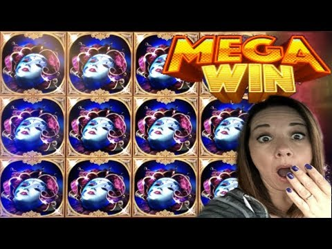 ★ MEGA BIG WIN ★ WMS SLOT BLOWS SLOT QUEEN AWAY 🌪