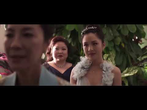 katherine ho - yellow (coldplay cover ) Lyrics 瘋狂亞洲富豪 Crazy Rich Asians soundtrack