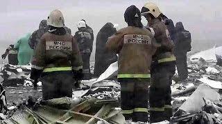 МАК: причиной катастрофы «Боинга» в Ростове‑на‑Дону стала ошибка пилотирования.
