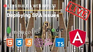 🔴 Lets Build a Web App LIVE Episode 33 with Dylan Israel