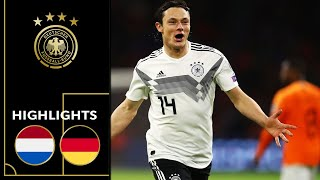 Download Video Schulz with dramatic last-minute winner! | Netherlands vs. Germany 2-3 | Highlights | Euro Qualifier MP3 3GP MP4