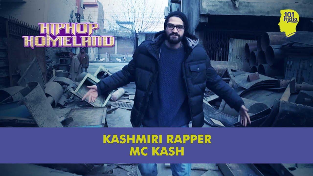 MC Kash aka Roushan Illahi | #HipHopHomeland | Unique Stories from India