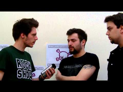Dendera Interview - Takedown Festival 2014