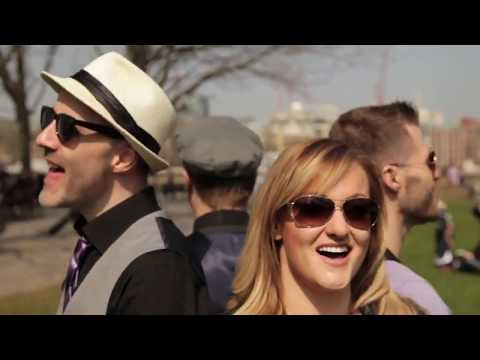 Belle & The Boys - Strolling Band For Hire at Warble Entertainment