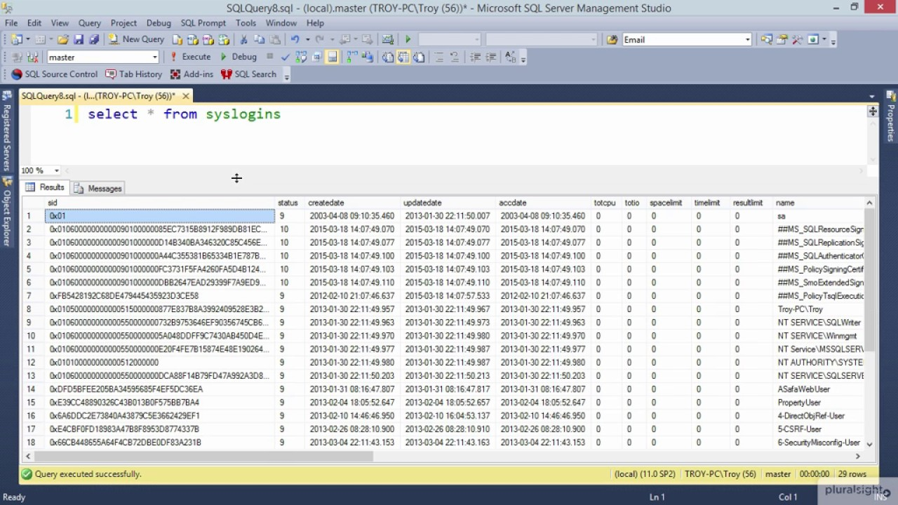 06 06 Extracting Passwords from SQL Server Hashes