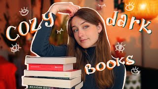 ☕ dark and cozy fall books you haven't heard of yet 🍂🕯️ (autumn book recommendations)