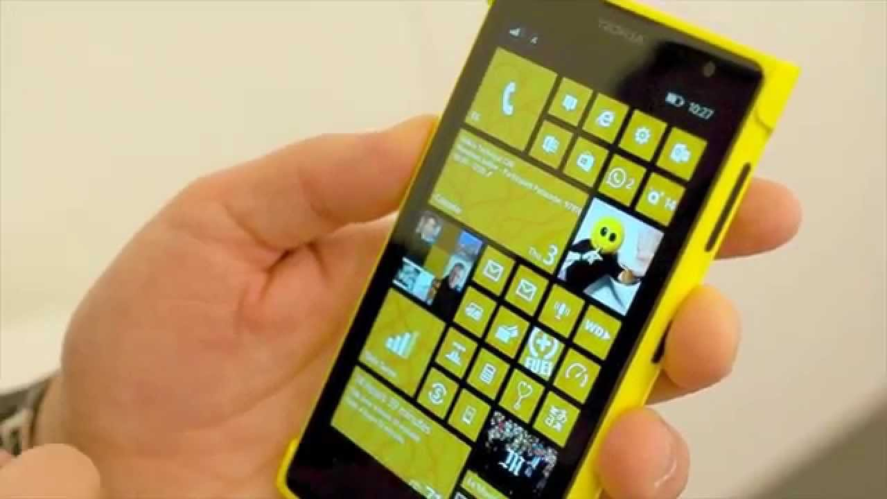 Microsoft Windows Phone 8 1 Review  First Look
