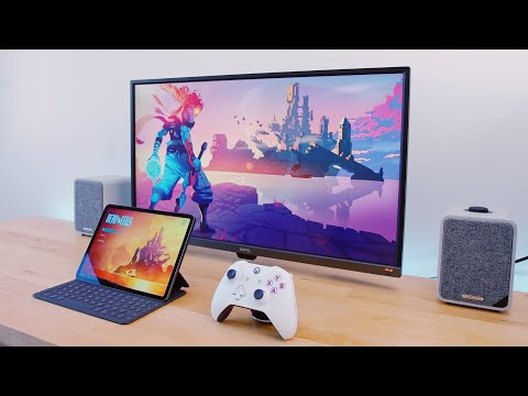 The ULTIMATE iPad Pro GAMING Setup