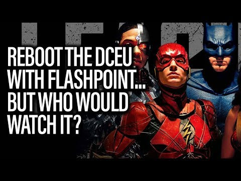 FLASHPOINT - Could Reboot The DCEU, But Would Anyone Watch It? - Editorial