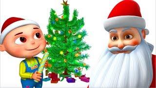 Zool Babies - Delayed Santa Episode (Christmas Special)   Videogyan Kids Shows   Zool Babies Series