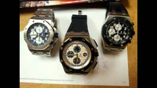 Watch Collection in 1 Photo - PART 2 - The ArchieLuxury Channel
