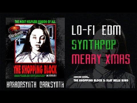 Dirtona Bleach - THE SHOPPING BLOCK [DarkSynth Lo-Fi EDM]