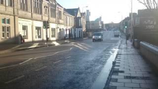 Police Scotland Fife Vauxhall Vivaro Cell Van On Call