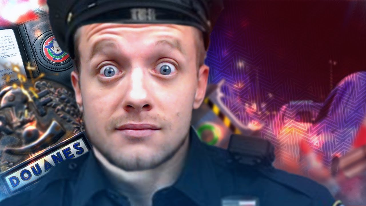 Douane Contre Police Gmod Dark Rp Youtube