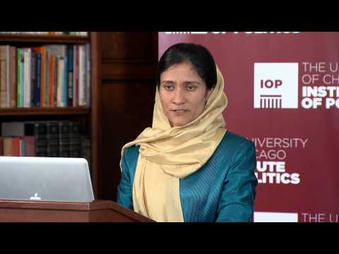 Empowering Afghan Women Through Education with Shabana Basij