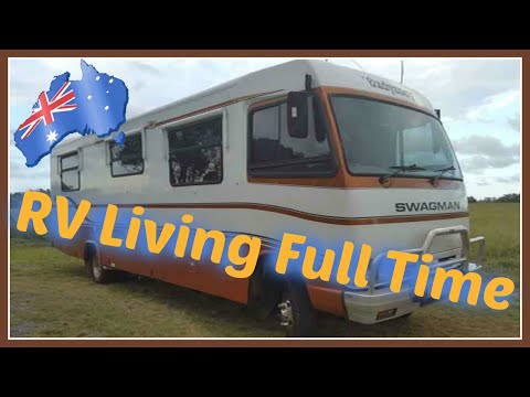 RV Living Full Time Australia - Tumut, NSW Day Trip - tumut