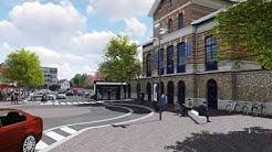 Projet mairie 3D Parc Verdun Viroflay