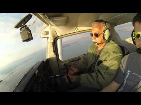 KGVT flight lesson (part 2) ATC audio