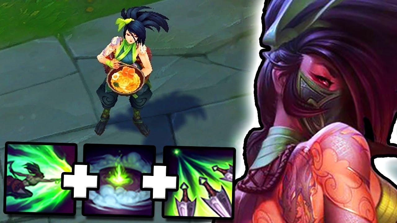 AKALI REWORK IS WAY TOO STRONG THAT 2 OPPONENTS RAGE QUIT - Akali Gameplay  | League of Legends