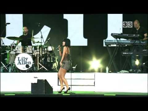 LILY ALLEN - NOT FAIR - LIVE 2010 (Subtitulada)