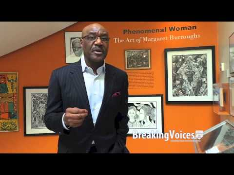#BVNews Interview with Actor Delroy Lindo Part 1