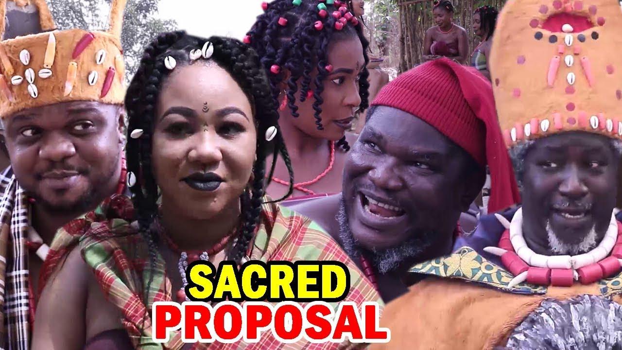"Download New Movie Alert ""SACRED PROPOSAL"" Season 3&4 - (Ugezu J Ugezu) 2019 Latest Nollywood Epic Movie"