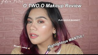 ONE BRAND TUTORIAL O.TWO.O Review & First Impression  | Jihan Putri