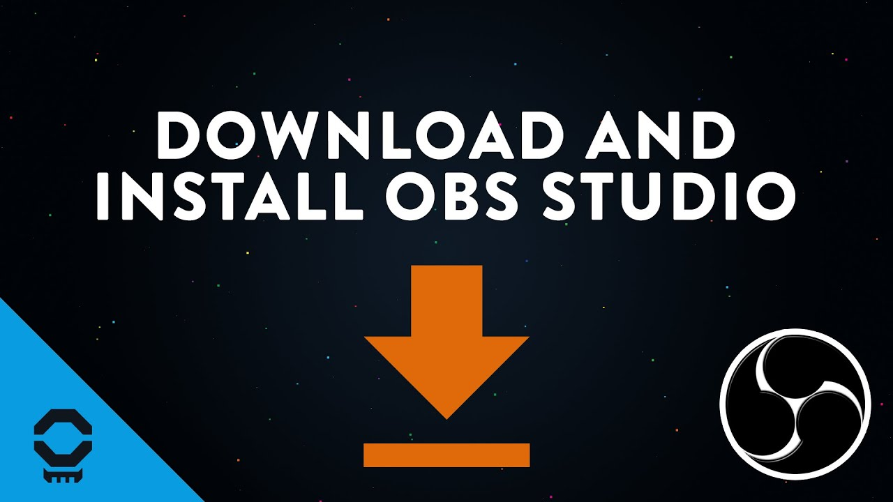Downloading and Installing OBS Studio