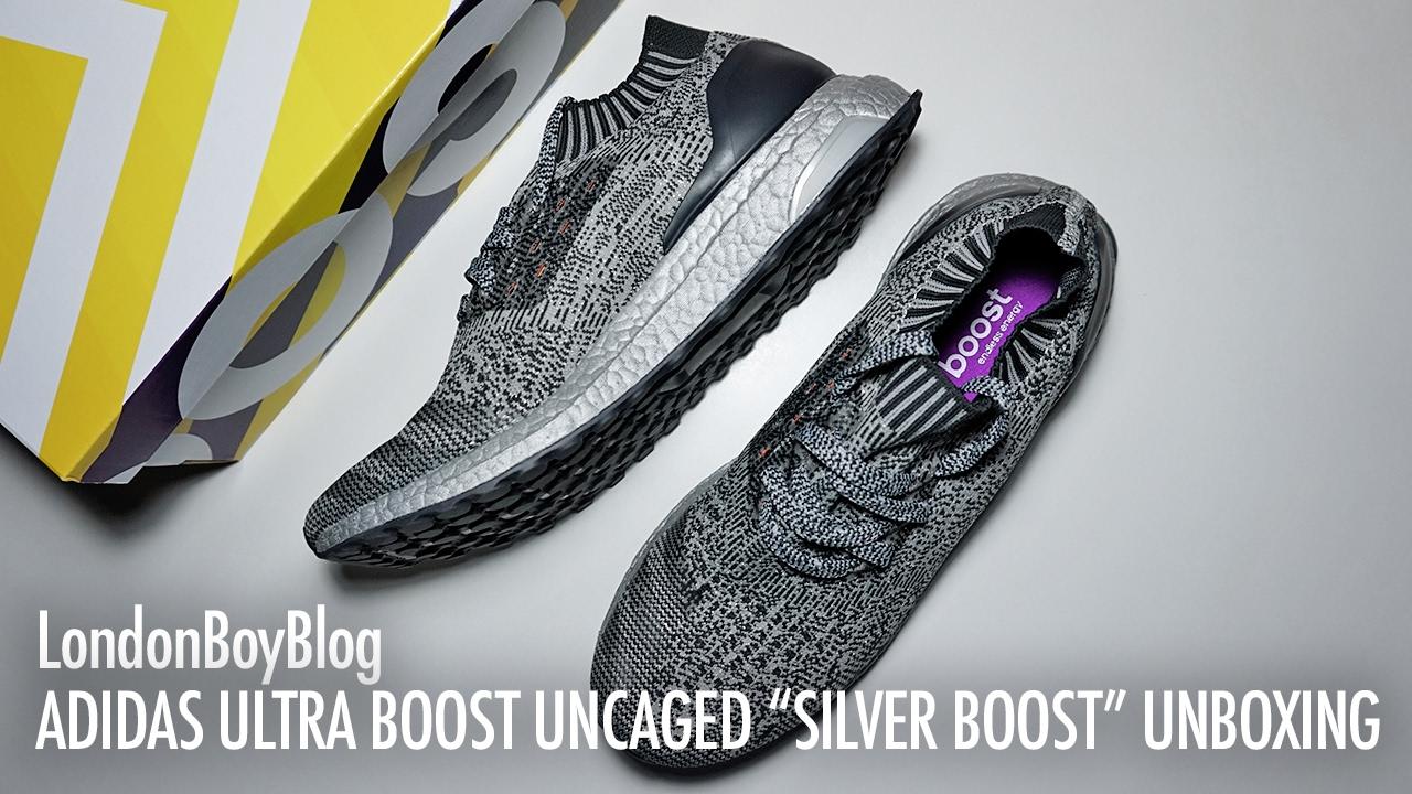 buy popular 2c6df a91c5 Adidas Ultra Boost Uncaged