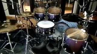 "Magic Kingdom ""Savage Requiem"" Recording - Drum Equipment"