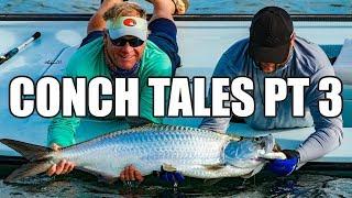 Key West Florida Tarpon Fishing with DOA Shrimp