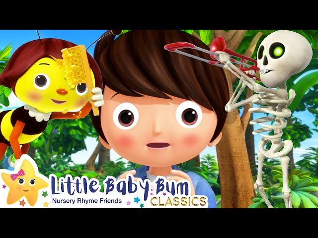 Jokes for Kids Song | +More Nursery Rhymes & Kids Songs - ABCs and 123s | Little Baby Bum