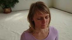 Yoga Stunde 1