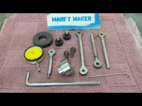 Supporto Magnetico per Comparatore Fai Da Te Homemade Magnetic Support for Comparator