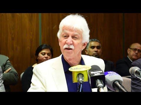 Bérenger souhaite l'union de l'opposition pour demander à Jugnauth de «step down»