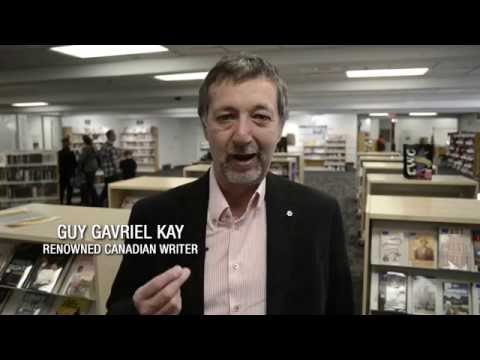#becauselibrary - Guy Gavriel Kay