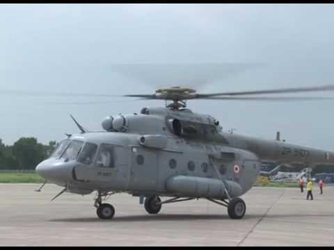 PM Narendra Modi's arrival and departure at Ahmedabad Airport