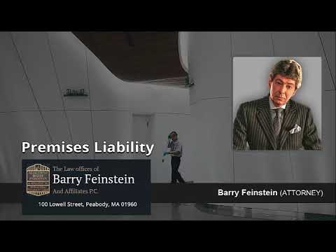 The Top Misconceptions About Premises Liability Claims | 800-262-9200