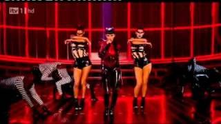 Nicole Scherzinger - Poison (The X Factor 2010, Week 8 - 28th November)