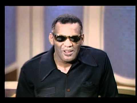 Ray Charles Interview Dick Cavett 1