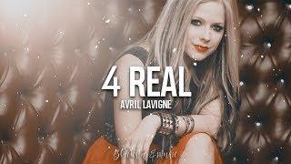 4 Real || Avril Lavigne || Traducida al español + Lyrics