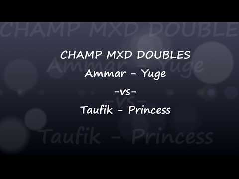 Princess - Champ MxD Doubles game
