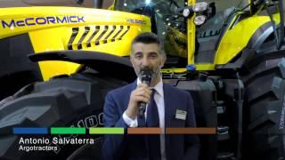 McCormick Argo Tractors S.p.A. - Eima International 2016 #eima2016
