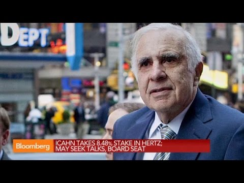 Carl Icahn Buys Stake in Hertz: Will a Board Seat Follow?